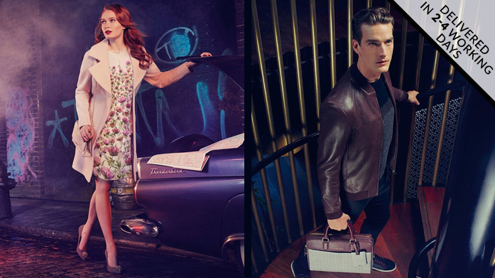 Ted Baker Accessories at BrandAlley