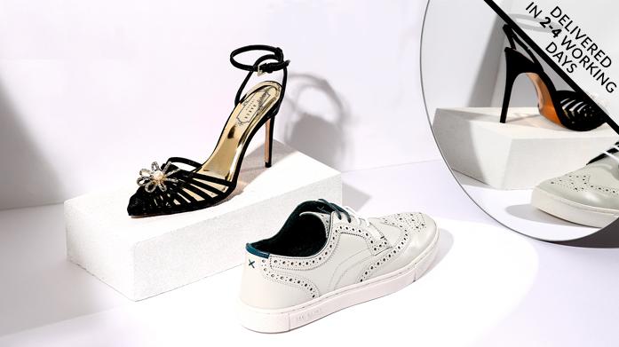 Ted Baker Footwear at BrandAlley