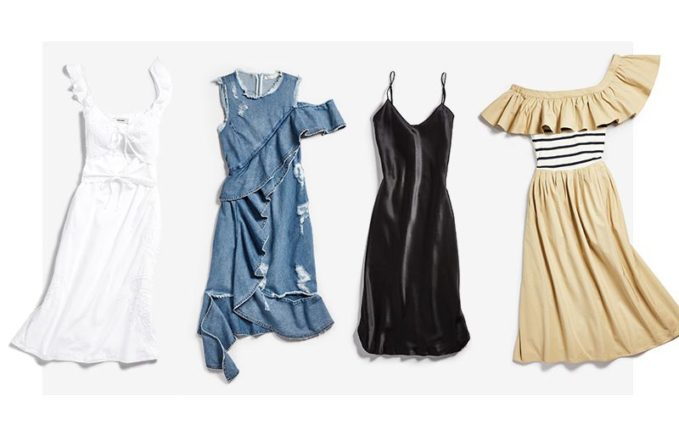 Top Dresses for Summer 2017
