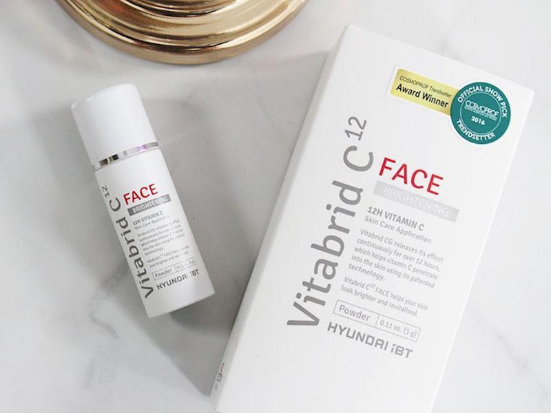 Vitabrid C12 Vitabrid C¹² FACE Brightening Powder