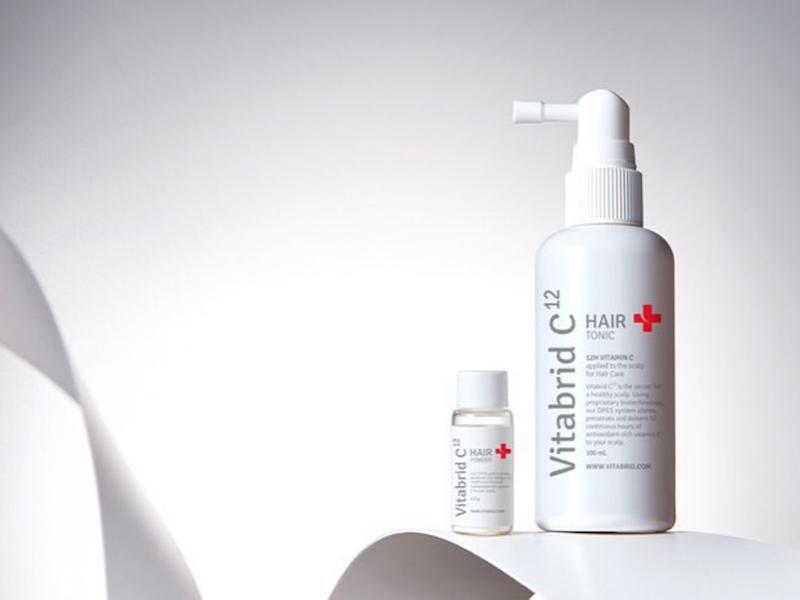 Vitabrid C12 Vitabrid C¹² HAIR Tonic Professional Set