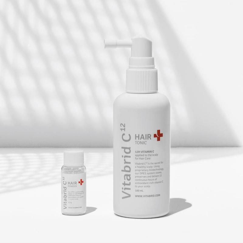 Vitabrid C12 Vitabrid C¹² HAIR Tonic Scalp Relief Set