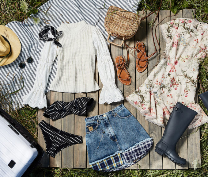 What to Pack for a Country Weekend