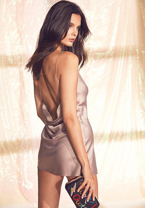 h:ours Scarlett Dress