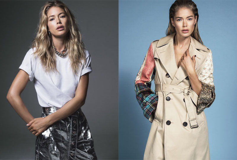 A New Direction: Doutzen Kroes for The EDIT