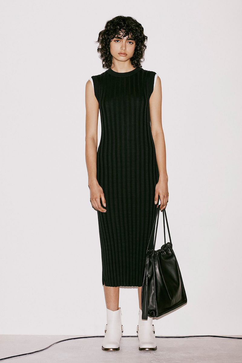 AllSaints Kait Knitted Dress
