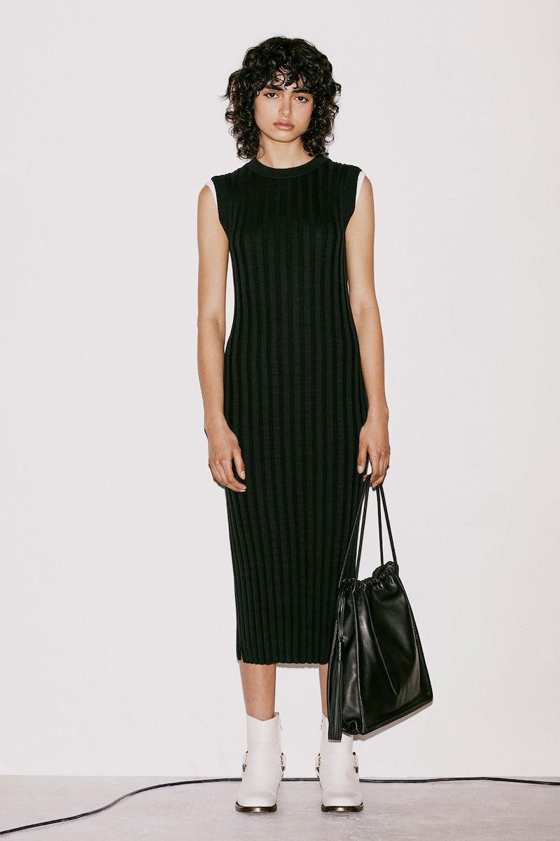 AllSaints Kait Knitted Dress