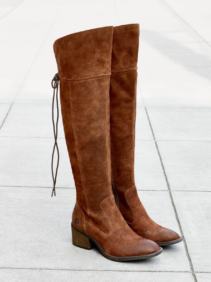 Børn Gallinara Over the Knee Boot