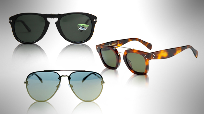 Céline and Persol Sunglasses at BrandAlley