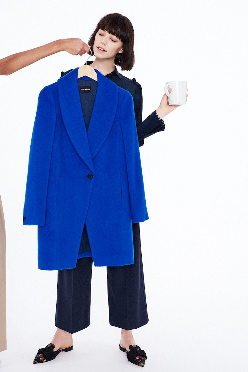 Club Monaco Cyella Coat