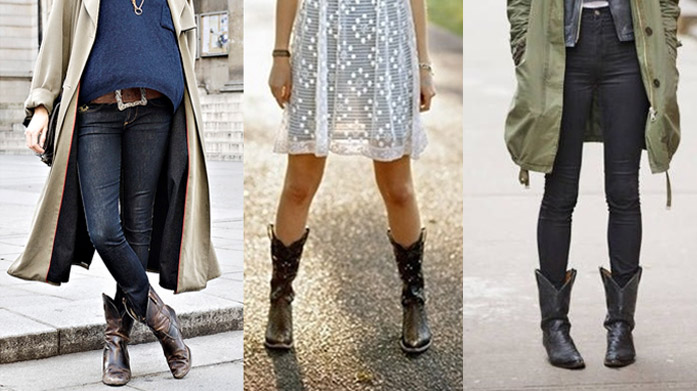 Cowgirl Boots at BrandAlley