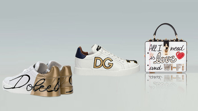 Dolce & Gabbana Bags and Shoes at BrandAlley