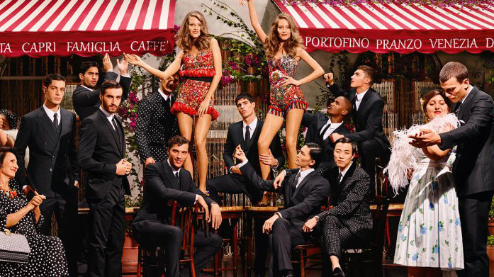 Dolce & Gabbana at BrandAlley
