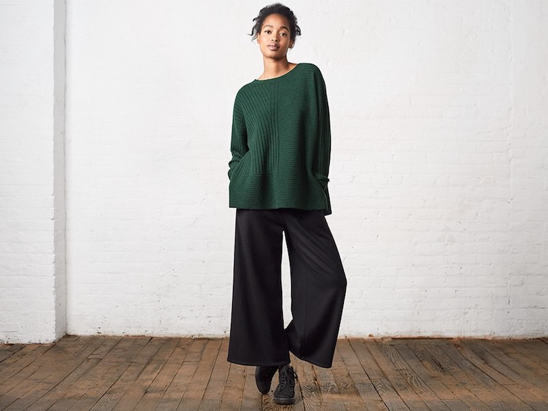 Eileen Fisher Fall 2017 Lookbook At Nordstrom Nawo