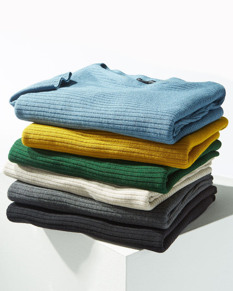 Eileen Fisher Washable Wool Box Top
