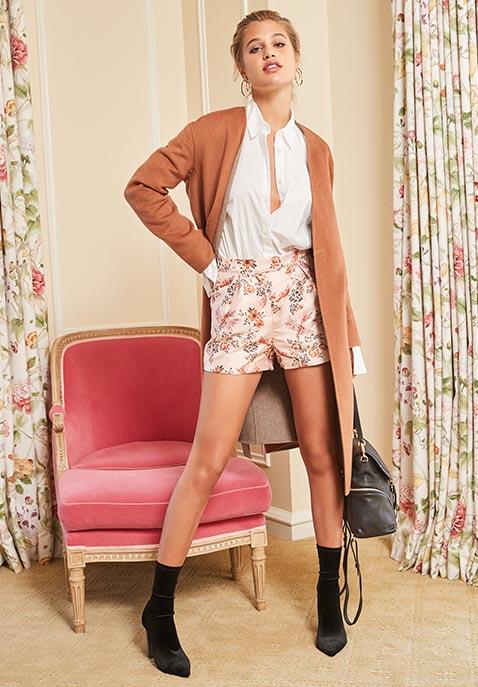Endless Rose Tailored Shorts