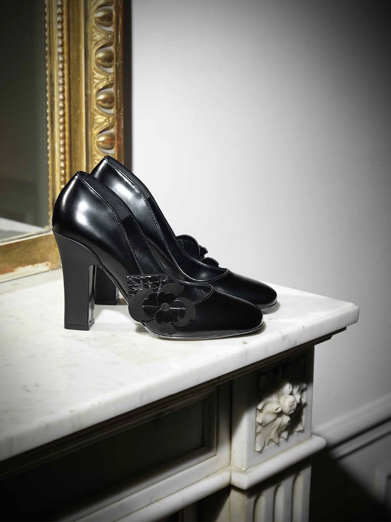 Fabrizio Viti Violets For Your Pumps