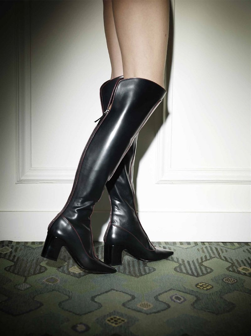 Fabrizio Viti Winter Timeless Over-The-Knee Boots