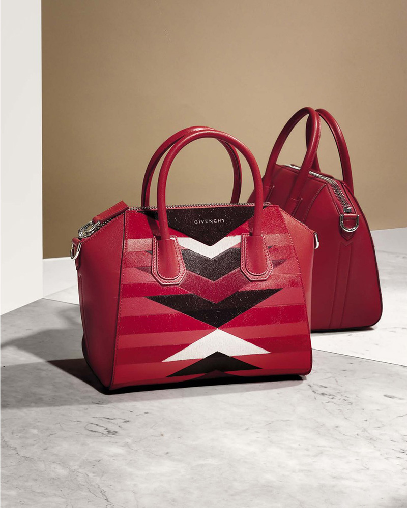 Givenchy Small Antigona Patchwork Bag