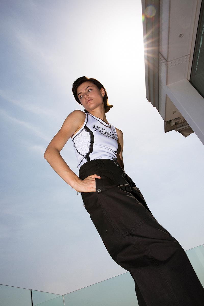 Isabel Marant Étoile 22cm Cotton Gabardine Pants
