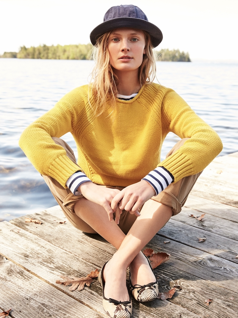 J.Crew The 1988 Rollneck Sweater
