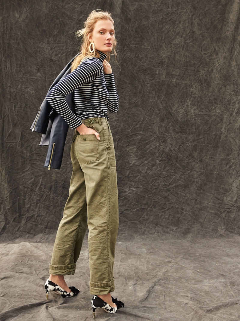 J.Crew The 2011 Foundry Pant