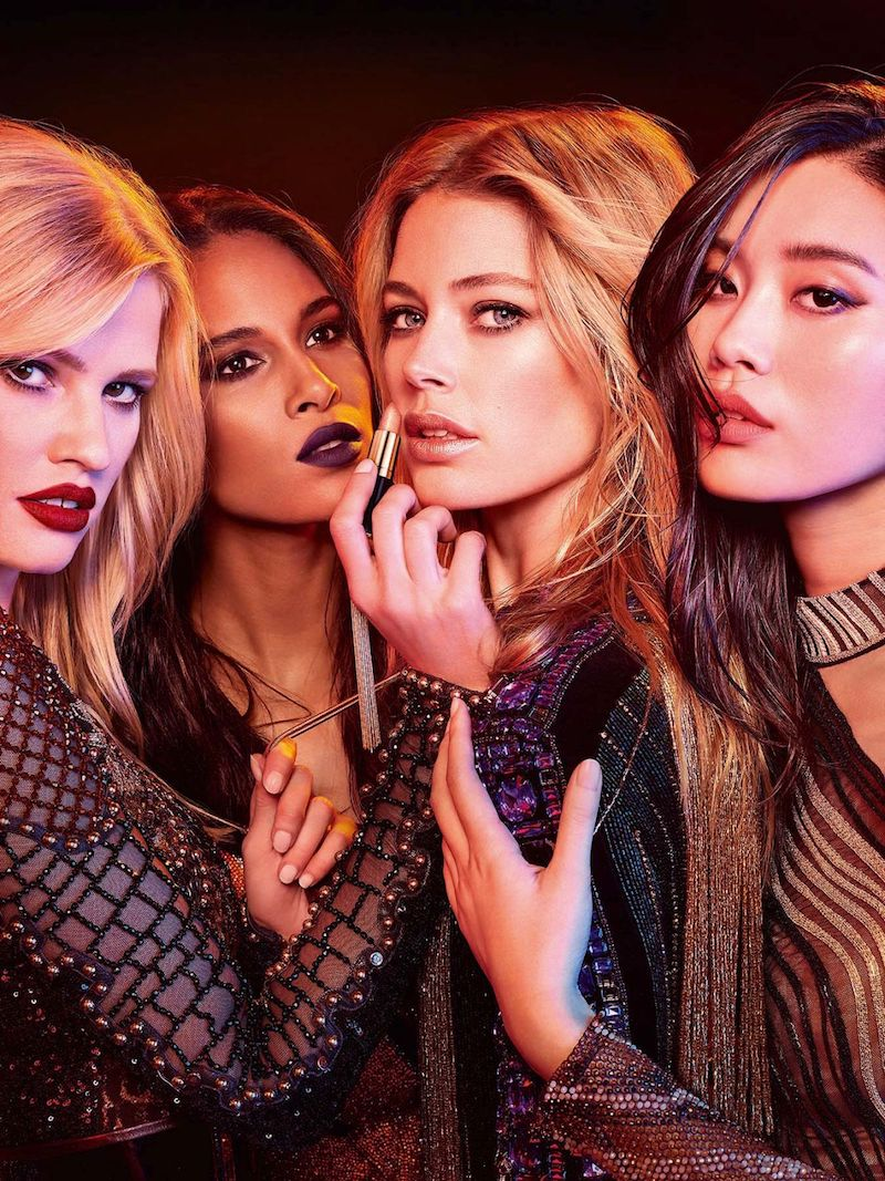 L'Oréal Paris x Balmain Lipstick Video Campaign