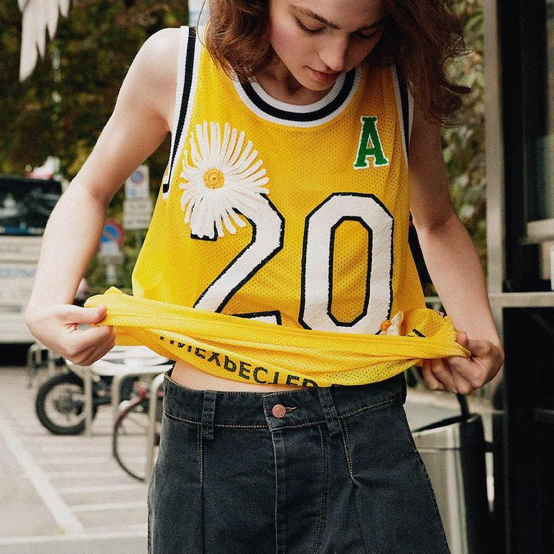 LVR Editions x Missoni Basketball Jersey