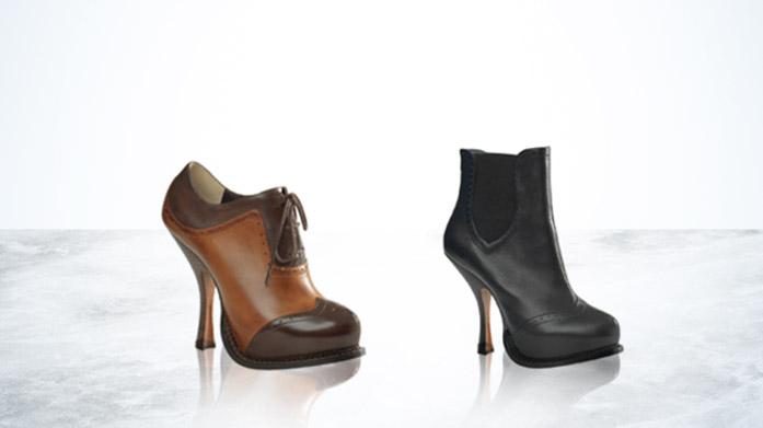 Leon Max Footwear at BrandAlley