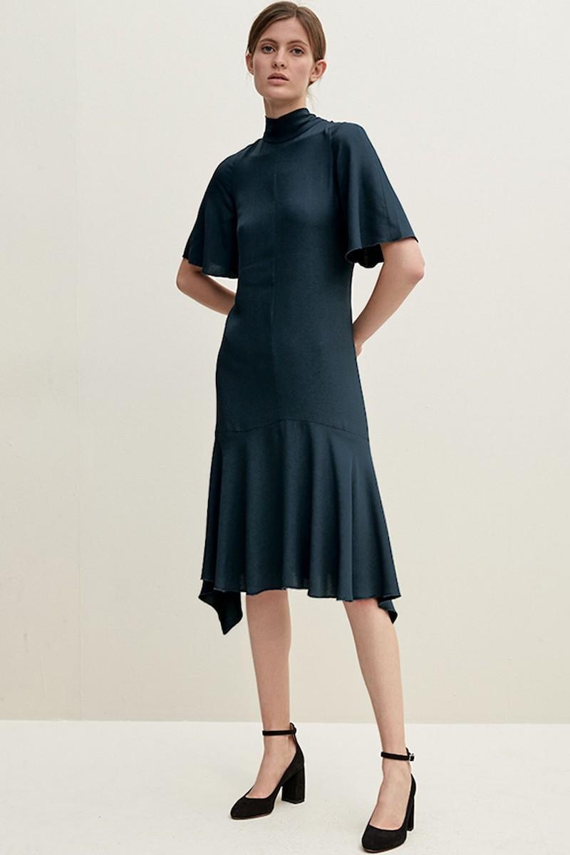 Lewit Tie Back Cady Dress