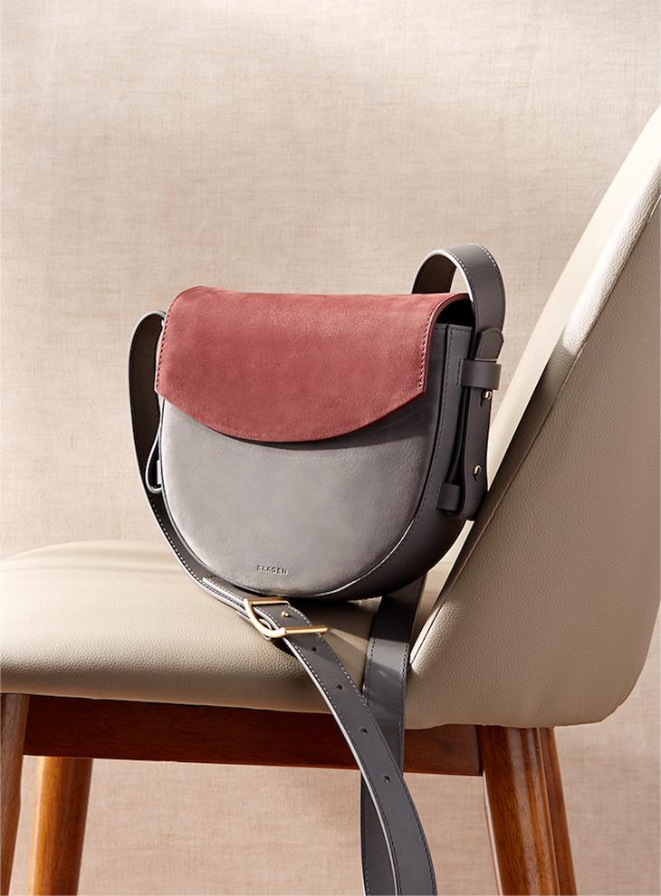 Lobelle Saddle Bag