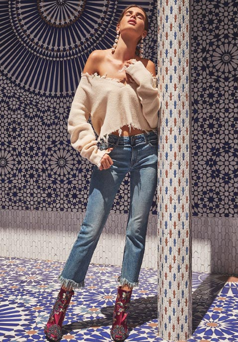 Lovers + Friends x REVOLVE Prospect Sweater