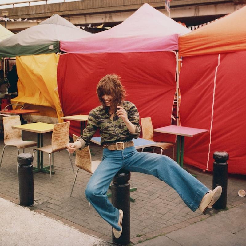 M.i.h Jeans Camouflage-Print Box-Cut Cotton Jacket
