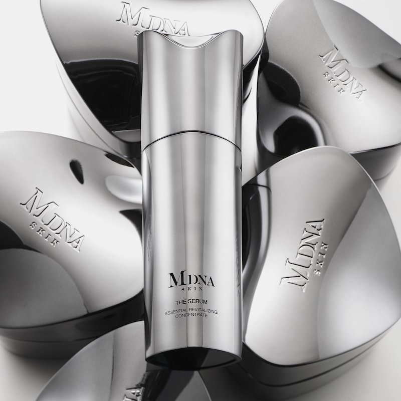 MDNA Skin The Serum & Chrome Clay Mask