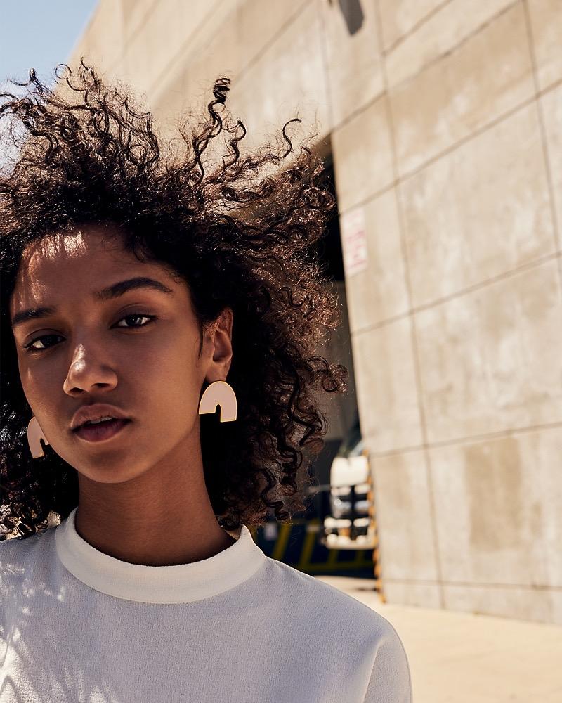 Madewell Modernism Post Earrings