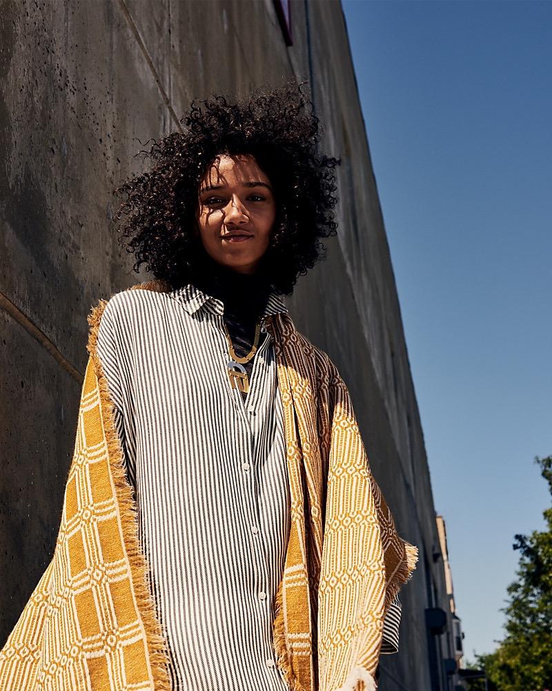 Madewell Stripe-Play Shirtdress