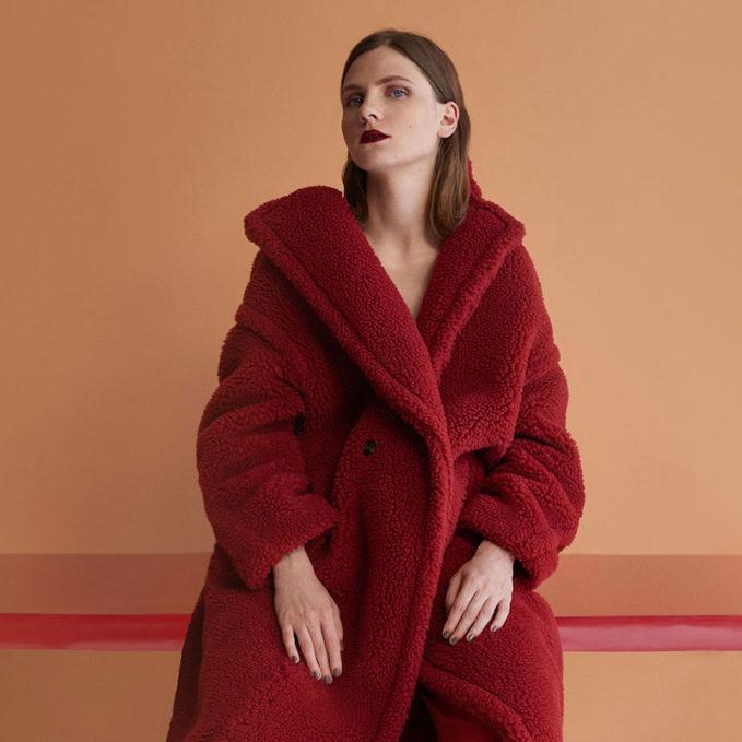 Max Mara Pappino Coat