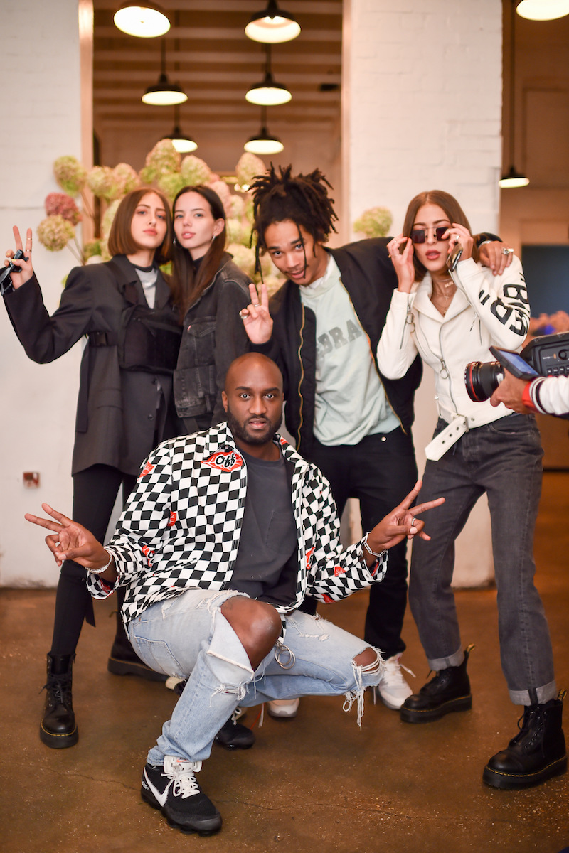 Off-White x mytheresa.com Event in London