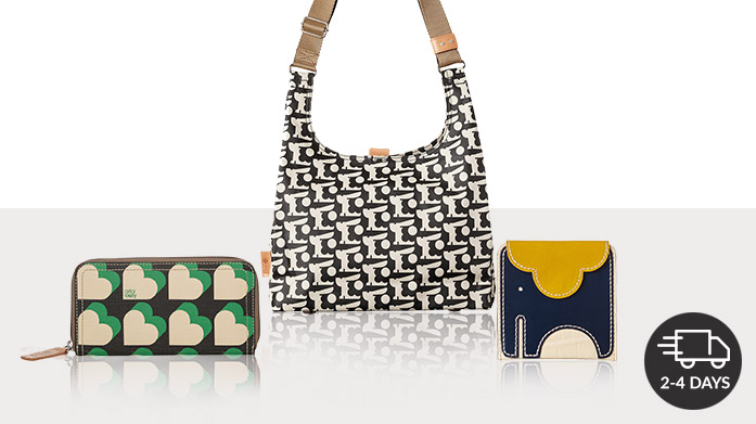 Orla Kiely Accessories at BrandAlley