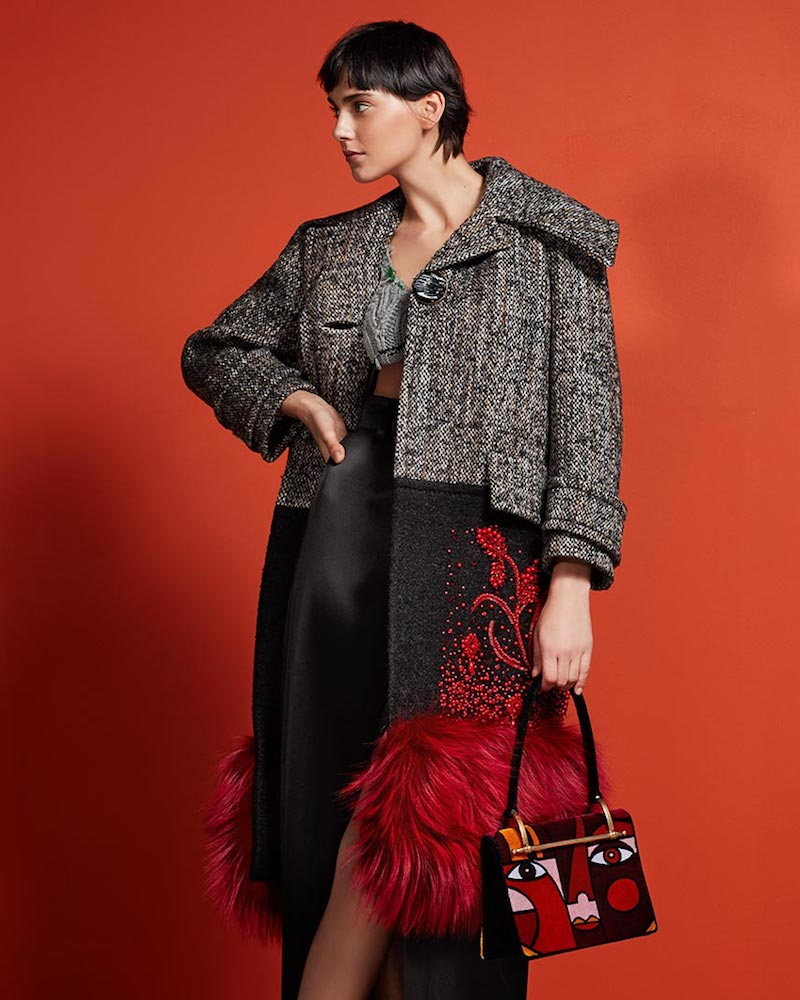 6e443a3f584a Prada Fall 2017 Lookbook at Bergdorf Goodman – NAWO