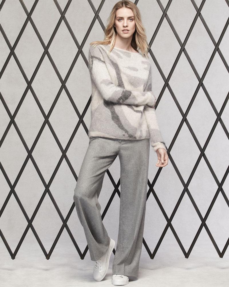Sleeveless Turtleneck Sweater Dress