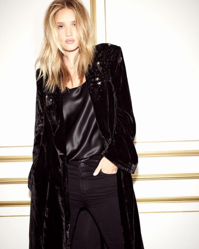 Rosie HW x PAIGE Collection Rosanna Coat
