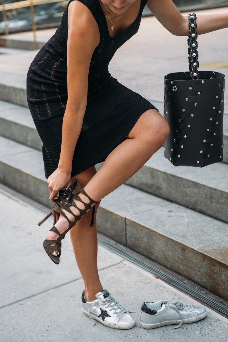 How To Survive Fashion Week With Two Shoes One Bag Nawo