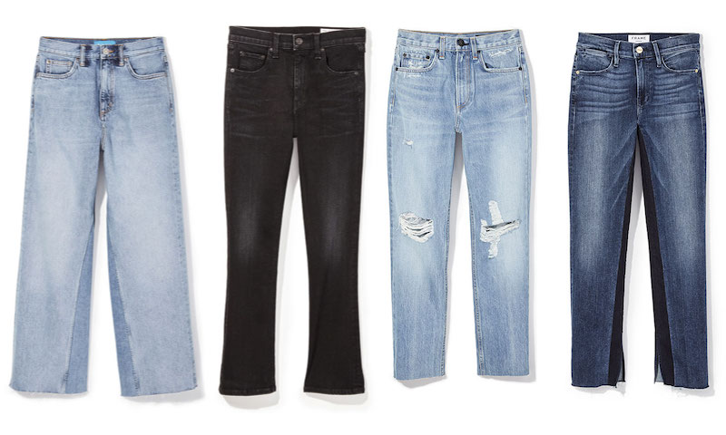 Start with Your Everyday Denim
