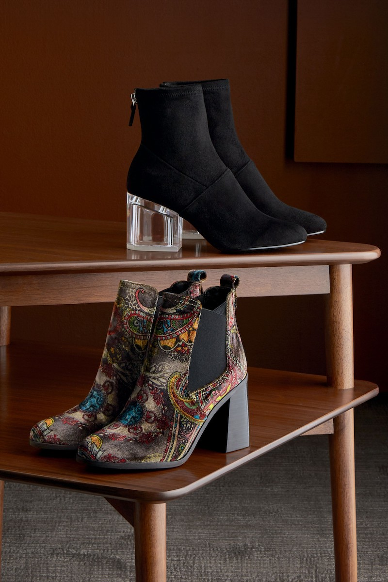 Editorial Fall 2017 Shoes Trends Lookbook Nawo