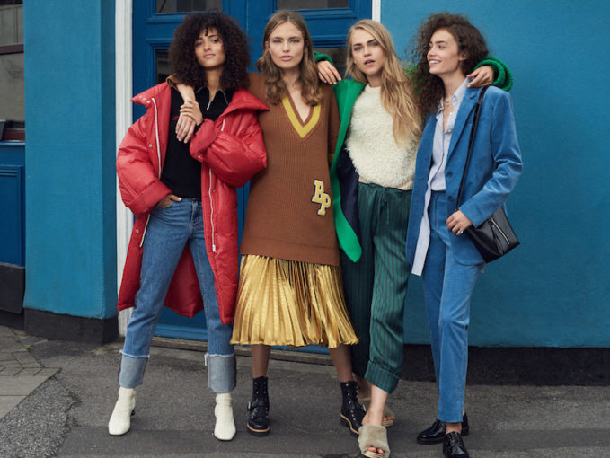 Top Fall 2017 Fashion Trends