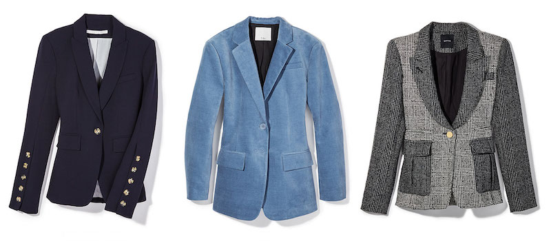 Top It Off With a Blazer