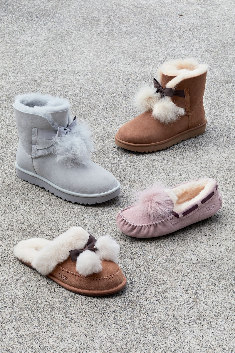 UGG Gita Genuine Shearling Boot