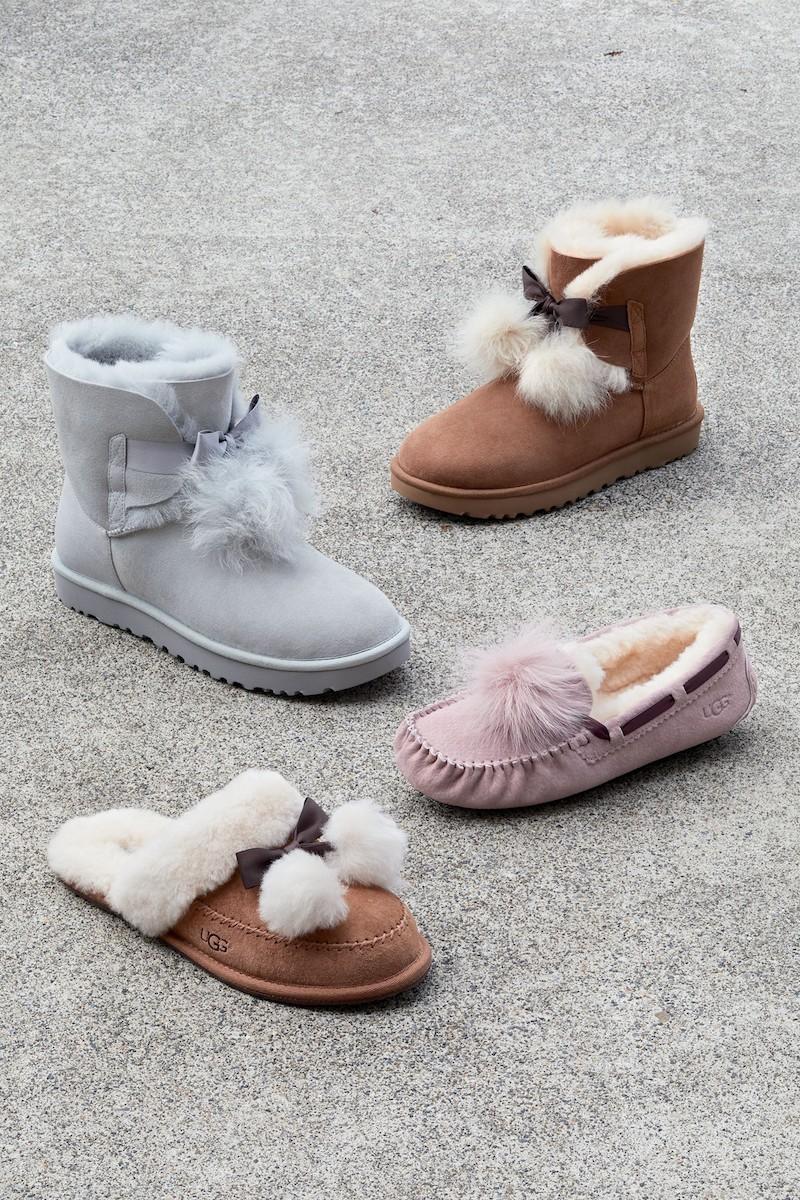 UGG Gita Genuine Shearling Boot
