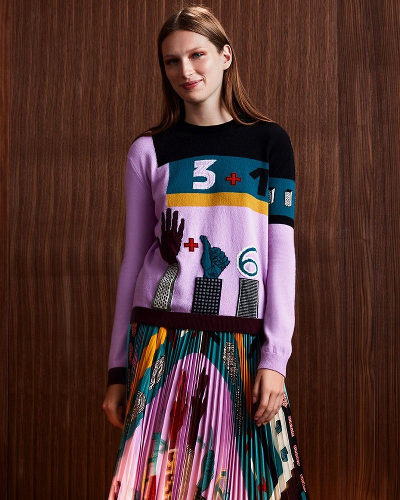 95e8d1354891 Valentino Fall 2017 Lookbook at Bergdorf Goodman – NAWO